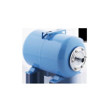 Гидроаккумулятор 24 литра горизонтальный
