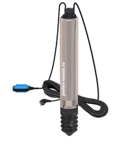 Джилекс Водомет Проф 55/35 А насос для колодца с поплавковым выключателем в спб в магазине jeelex-nasos.ru