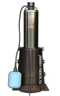Джилекс Водомет 55/75 А ДФ насос для колодца с защитой от сухого хода и донным фильтром в спб в магазине jeelex-nasos.ru