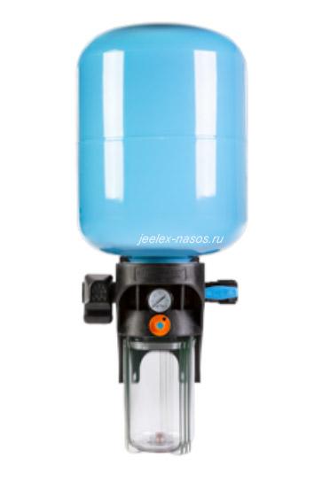 Джилекс КРАБ Т 50 автоматическая система поддержания давления и фильтрации воды